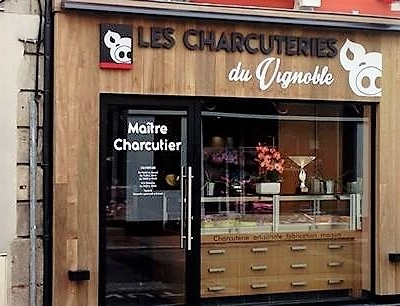 Les Charcuteries du vignoble - partenaire Le Petit Camion Blanc